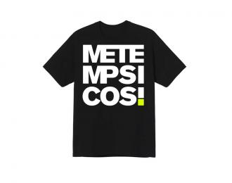 T-shirt Black Basic 01