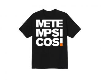 T-shirt Black Basic 02