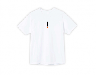 T-shirt White Colorize